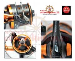 Www.ceboseltimon.es - novedad carrete cinnetic cayman black 7000 - bobinas 3 de aluminio -