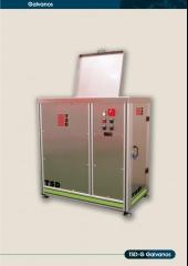 Ultrasonidos-lavado agua, cubas de 70 a 1.500 lts (industriales s�lo limpieza))