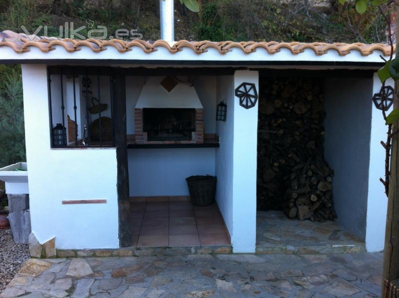 Casa rural en sierra de cazorla la for Casa rural sierra madrid piscina barbacoa