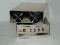 Generadores de Radiofrecuencia para Ultrasonidos, Modulares,  de 250/500/750/1.000/hasta hasta 4.000w
