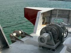 Catamarán aluminio