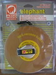 Cinta m�trica elephant de 25 mts.