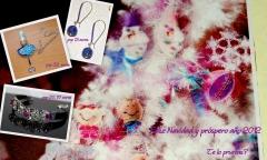 Pon en tu �rbol de navidad, regalos artesanales y unicos