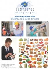 Distribución: eficiencia de la fuerza de ventas