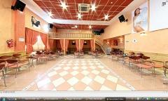 Sala de baile el gallo rojo