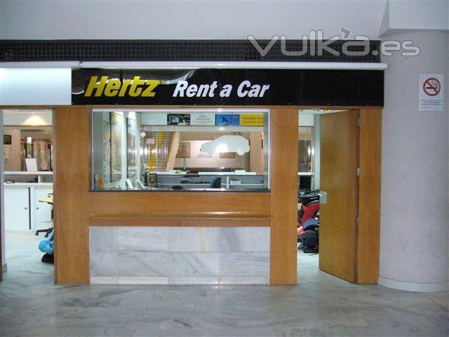 Grupo faycan hertz canarias for Hertz oficinas