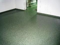 Pavimento epoxi cuarzo color antideslizante