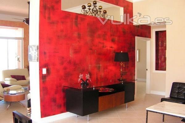 Pintura y decoraci n canaletto sl - Estuco veneciano colores ...