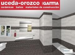 foto de ba�o dise�ado en UCEDA OROZCO
