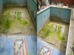 Recubrimiento y reparaci�n de piscinas