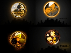 Logo e identidad para videojuego