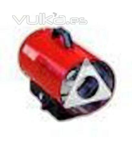 Foto generador de aire caliente port til a gas butano - Generador electrico a gas butano ...