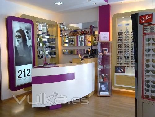 Foto optica unikavisi n sevilla - Empresas de muebles en espana ...