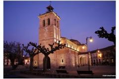 Proyecto de alumbrado exterior ornamental de la iglesia de boñar, león.