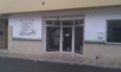 Puerta tienda