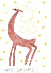 Ingles para niños  elena´s drawing - level 1- christmas 2011
