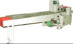 Envasadora horizontal bobina en zona inferior