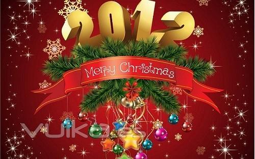 Feliz Navidad y Prospero A�o Nuevo 2012!!!
