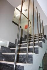 Barrotes escalera