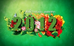 Feliz año 2.012 les desea 100cias3