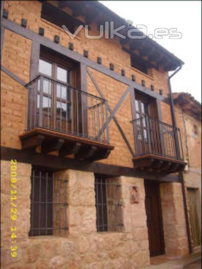 Foto casa rural en soria - Arquitectos en soria ...
