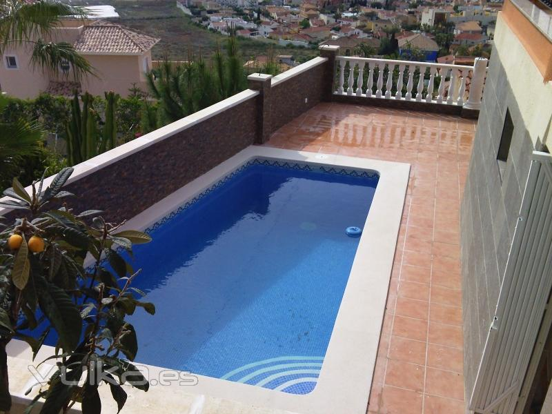 Decoline piscinas s l for Piscina desmontable 5x3