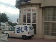 Nuevas oficinas de ECR Balear, Distribuidor exclusivo AZKOYEN en Baleares, en la Avda. 16 de Julio,