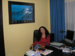 Directora y psic�loga del centro: inmaculada remesal mart�nez
