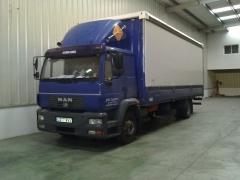 Camion de reparto