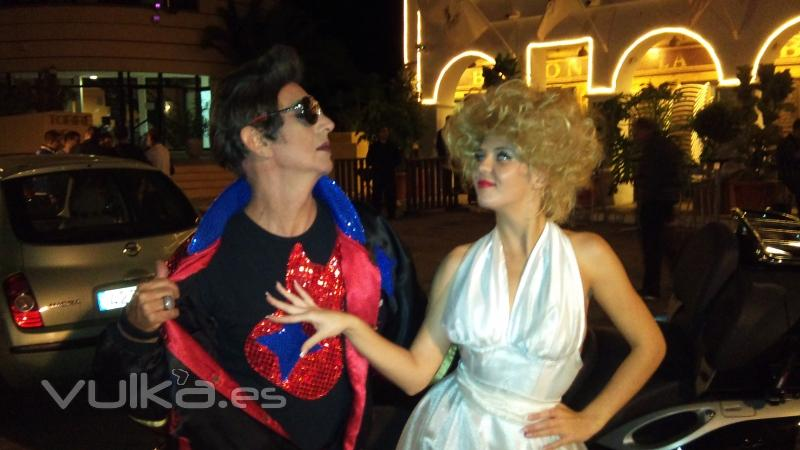 Marilin y Elvis