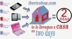 Two days: en dos d�as en tu casa con ibericshop