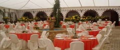 Organizaci�n de bodas  banquetes www.locerramosparati.es