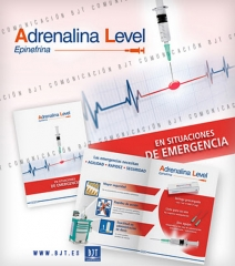 Folleto ADRENALINA LEVEL de Laboratorios ERN