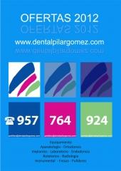 Ofertas deposito dental pilar gomez