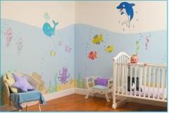 Decora la habitación de tus hijos