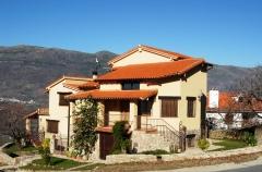 Construcción-2 viviendas pareadas
