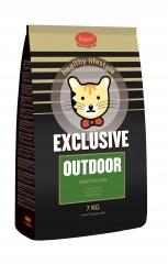 Pienso natural para gatos con acceso al exterior o necessidades extra de energia.
