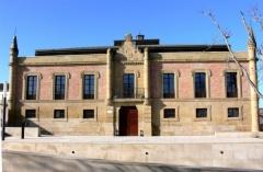 Palacio mansos de zuñiga. restauracion del edificio, canteria interior y exterior