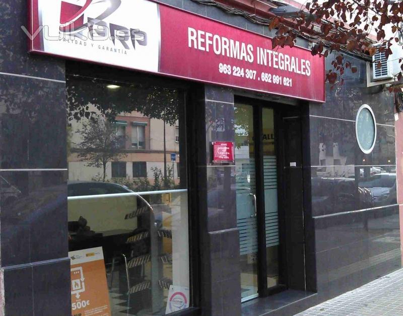 Reformas valencia prp for Empresas de pladur en valencia