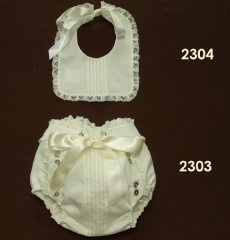 Babero bebe braguita bebe culotte bebe baby bib
