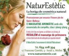 Cosmetica natural. aromaterapia. naturest�tic. aceite de argan.