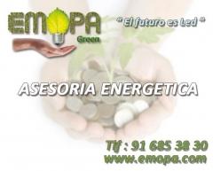 Asesoria energetica madrid capital