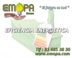 Eficiencia energetica madrid