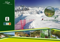 Re-edicion guía turística aller 2012