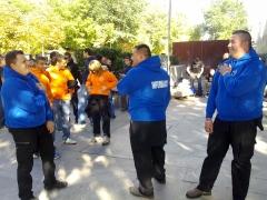 Personal eventos(acomodadores, informadores, control accesos)