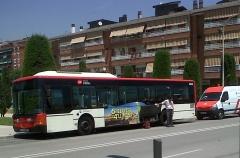 Arrancando un autobus arrancador 24v jnc1224