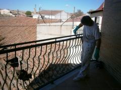 Esmalte forja pavonado  esmalte sint�tico de acabado forja y apariencia met�lica. protege al metal f