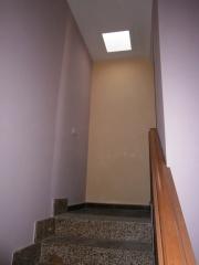 M18 olimpia  paredes rosa, amarillo y techo blanco. mate acr�lico lavable, interior-exterior. gran b
