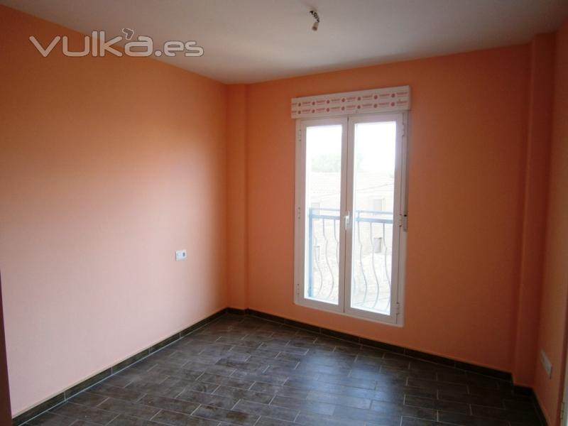 Foto m18 olimpia pared salmon y techo blanco mate - Pintura lavable para paredes ...