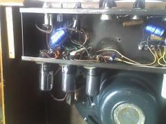 Reparación de un gibson ga-20